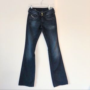 Diesel Ronhar bootcut flare jeans